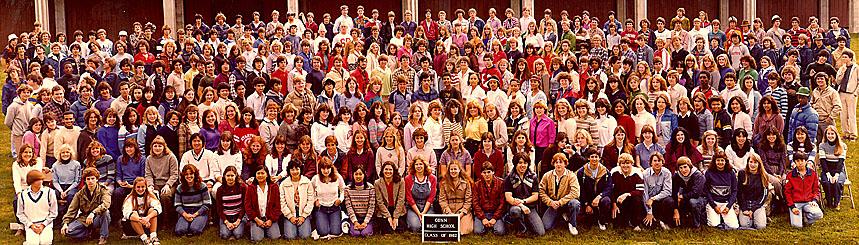 школьный класс фото 1982